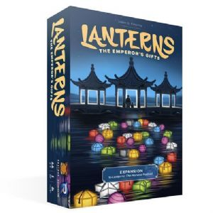 Lanterns : The Emperor's Gifts Expansion